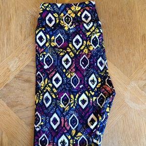 LulaRoe size Os leggings NWOT!